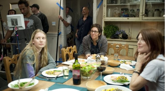 Interview With Lisa Cholodenko Writer and Director of Golden Globe Winner The Kids Are All Right