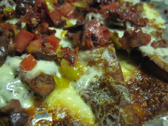 Not Your Regular Nachos: Italian Nachos