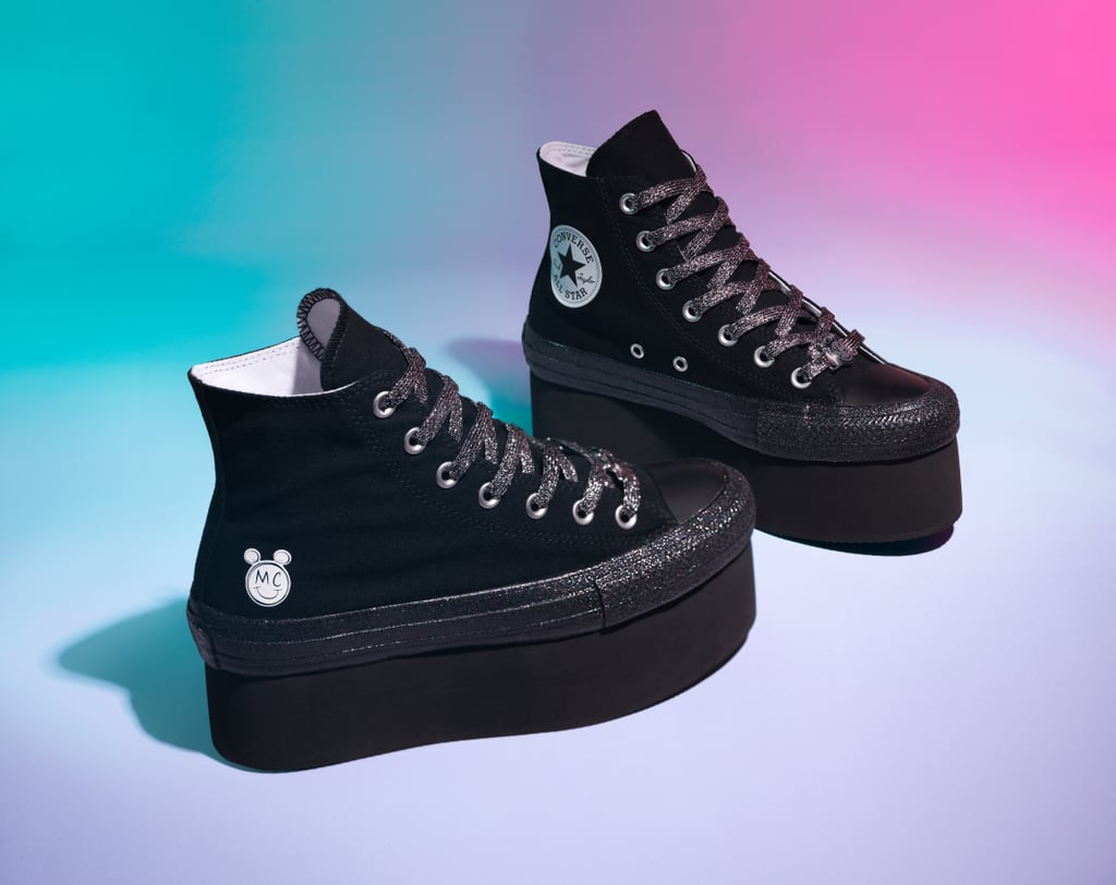 Miley Cyrus Chuck Taylor All Star Platform High Top ( 95)  baf397b2a