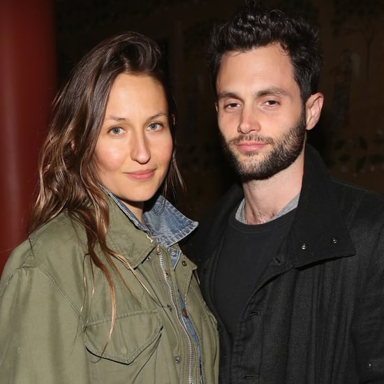 Penn Badgley and Domino Kirke Welcome First Child Together