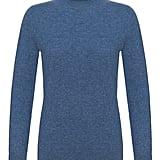 Cashmere Turtleneck Pullover ($339)