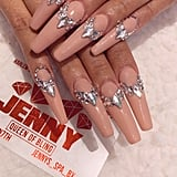 Cardi B's Nails For the Grammys 2019