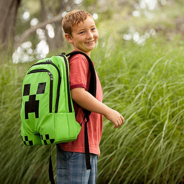 BUY: If you've got a little Minecraft addict, you'll love these back-to-school finds.