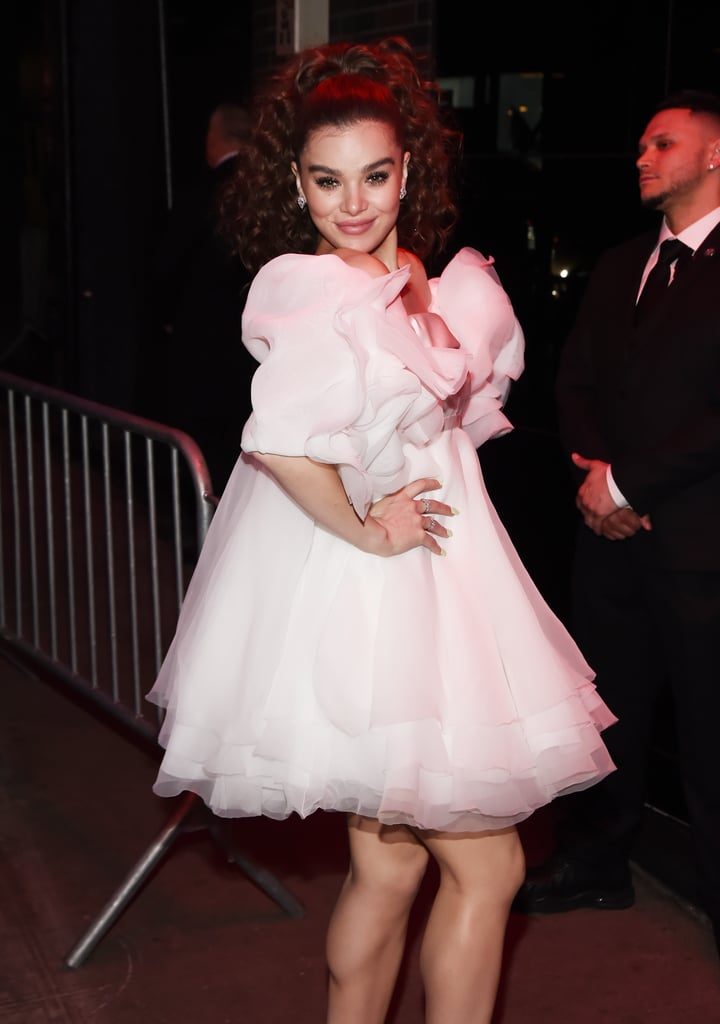 Hailee Steinfeld at the Met Gala Afterparty
