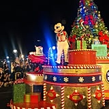 Wait For the 11 p.m. Parade