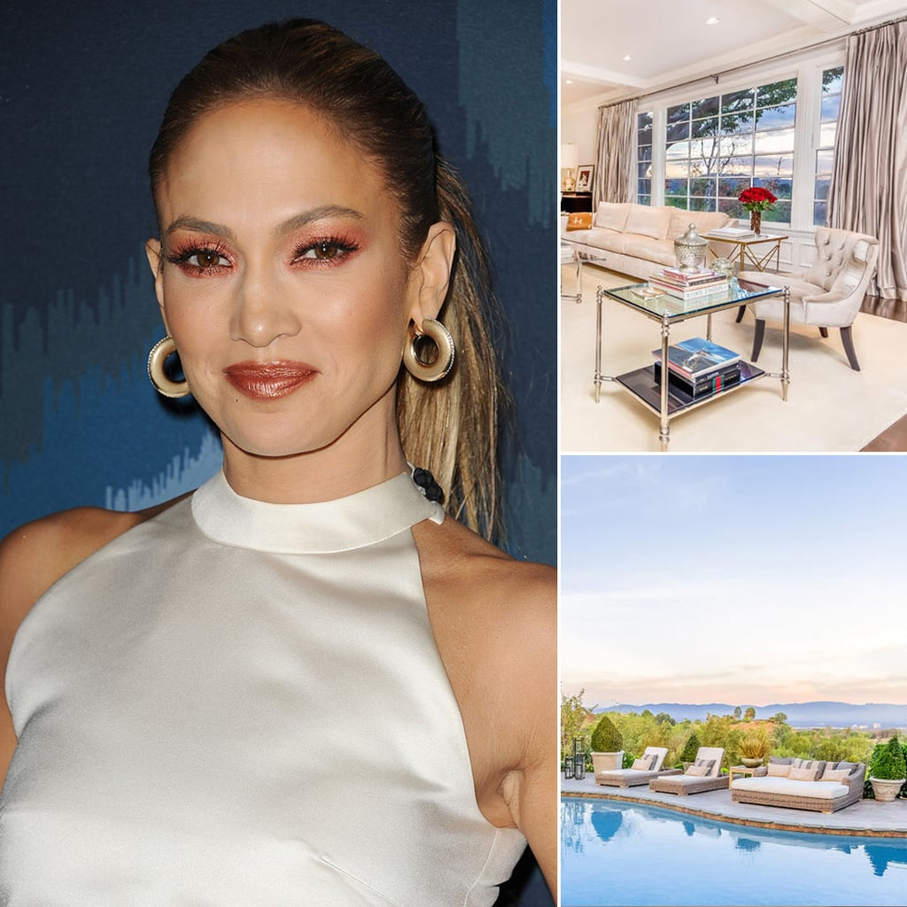 Jennifer Lopez Sells Hidden Hills Mansion For $17 Million