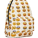 Emoji-nal backpack ($46, originally $65)