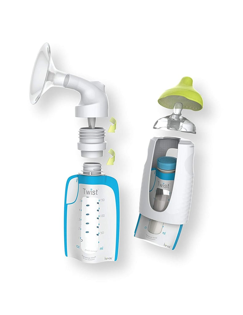 Kiinde Twist Breast Milk Storage Pouch Starter Kit