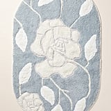 Anthropologie Tangier Floral Bath Mat
