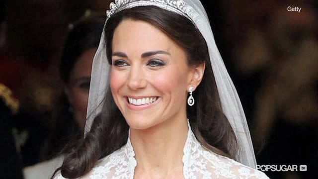 Kate Middleton's Wedding Day Makeup | POPSUGAR Beauty