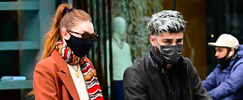 Gigi Hadid's Message For Zayn Malik's First Father's Day