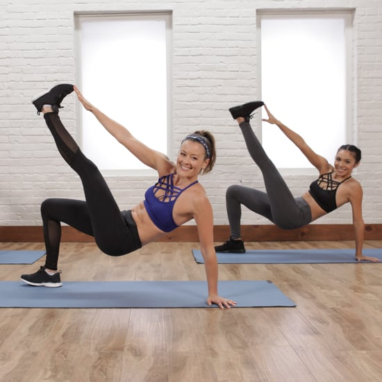 Abs and Butt 20-Minute Workout