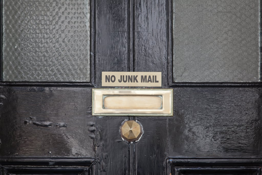 Empty Your Email's Junk Drawer