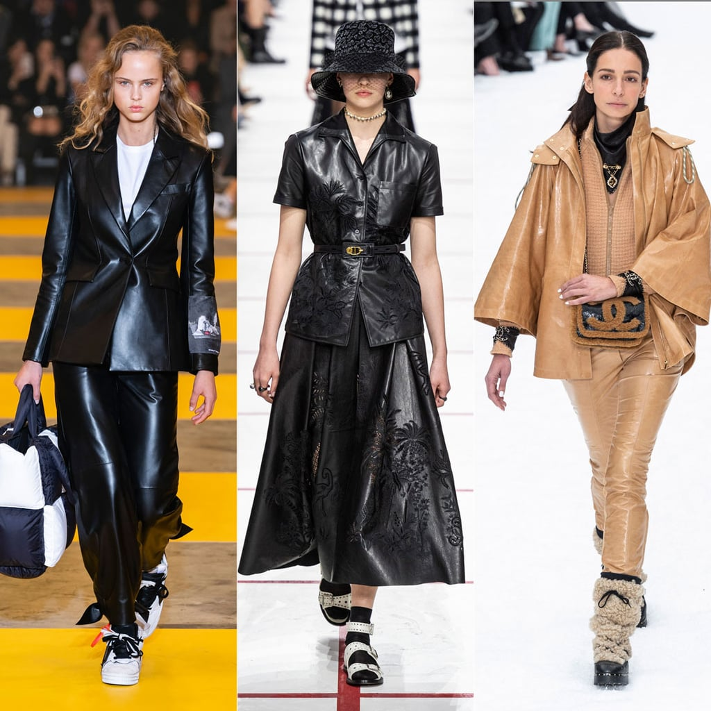 Autumn Fashion Trends 2019: Head-to-Toe Leather