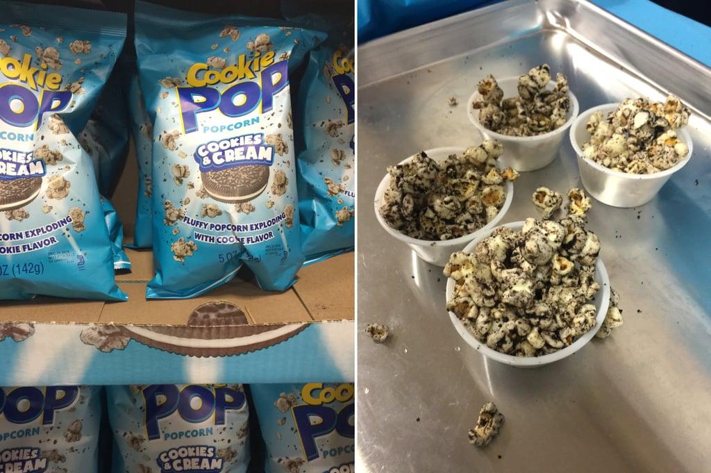 Cookie Pop Popcorn Cookies & Cream