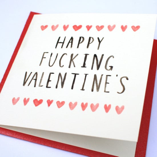 Curse Word Valentine's Day Gifts