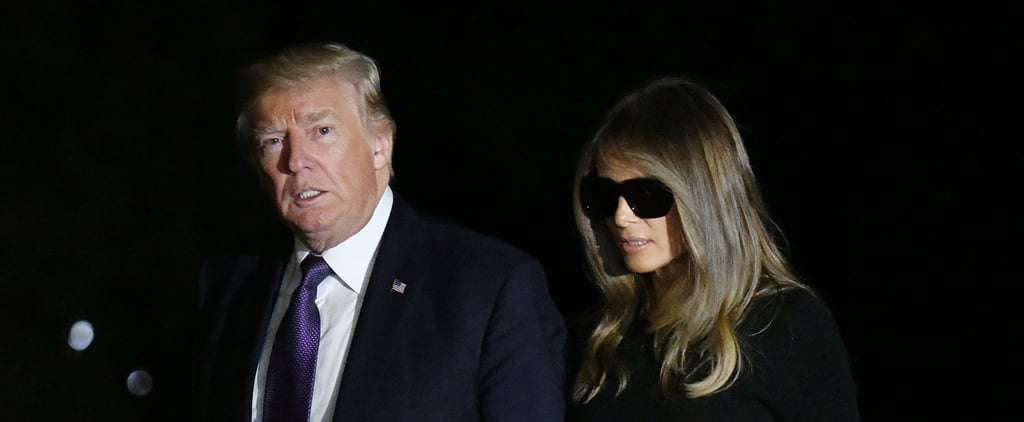 Melania Trump Faces Backlash on Twitter Over Her Las Vegas Outfit
