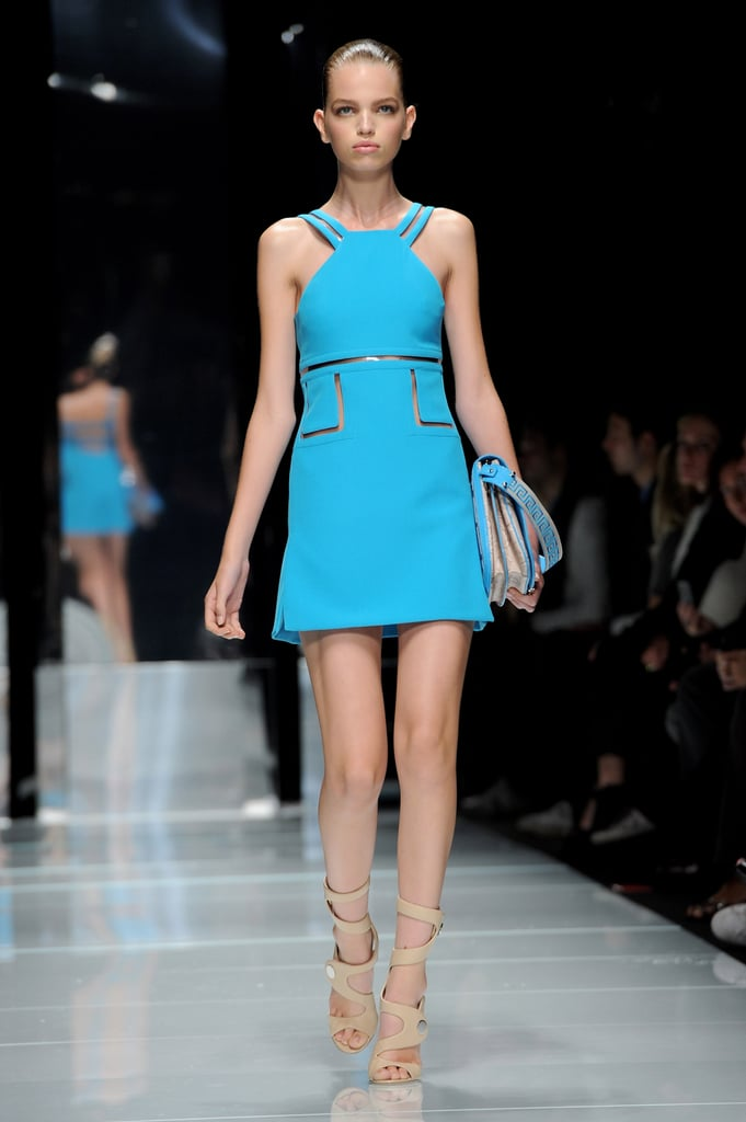 Versace Spring 2011
