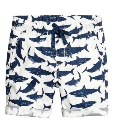 H&M Cotton Shorts (12.99)