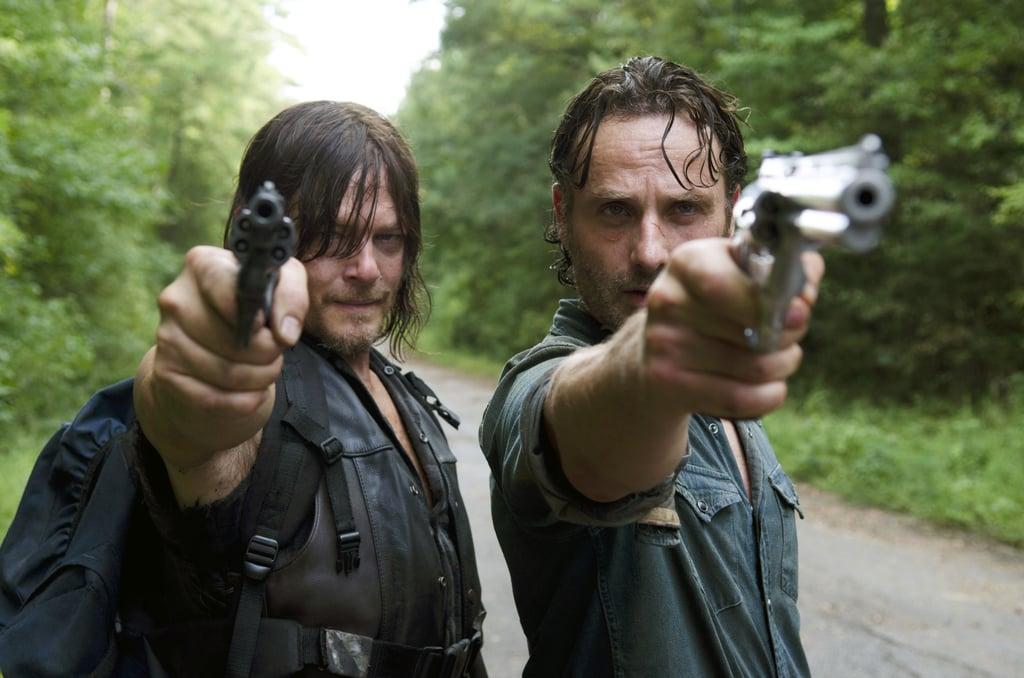 Negan on The Walking Dead Info