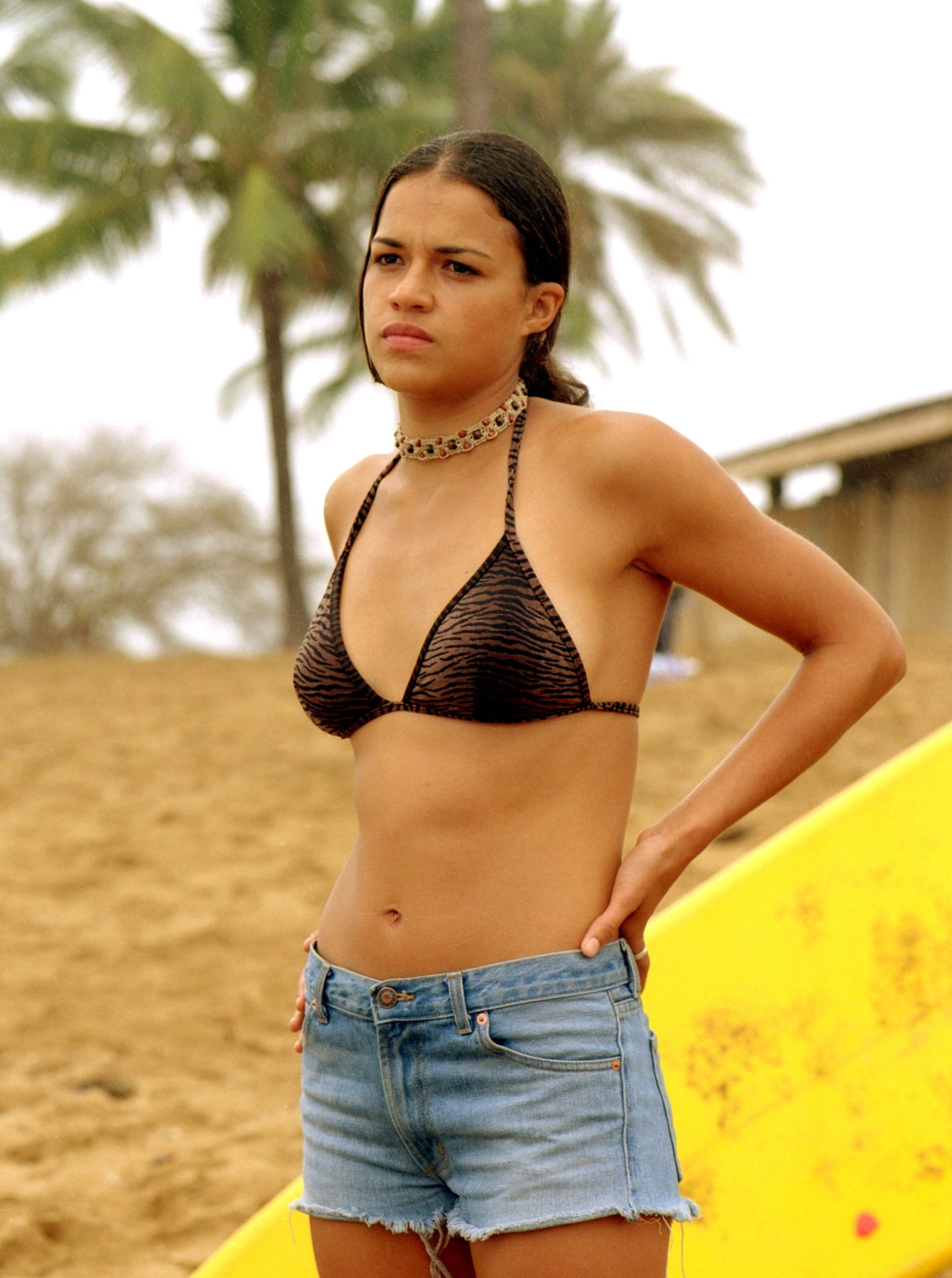 Michelle Rodriguez, Blue Crush