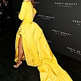 Just When We Thought Rihanna's Outfit Couldn't Get Better, We Saw Her Heels