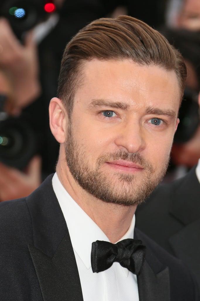Justin Timberlake Hair Evolution Popsugar Beauty
