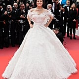 Michelle Rodriguez at the 2019 Cannes Film Festival