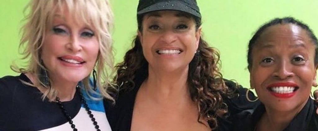 Debbie Allen Talks About Collaborating With Dolly Parton