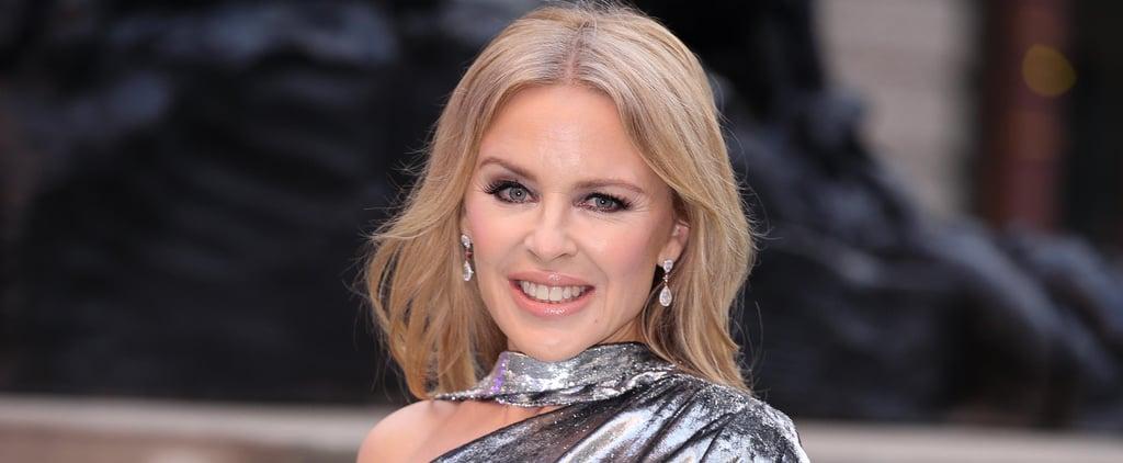 Kylie Minogue Talks About Glastonbury Gig