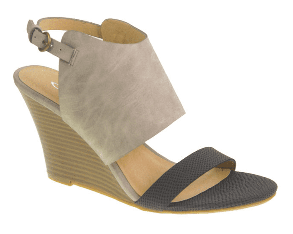 350b0a8563 CL by Chinese Laundry Baja Two-Tone Wedge Sandal ( 49)