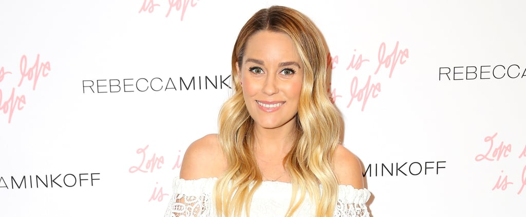 Lauren Conrad's Baby Bump Is Just as Cute as You'd Expect