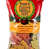 Veggie & Flaxseed Tortilla Chips ($2)
