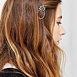 Urban Outfitters Piña Colada Hair Clip ($12)
