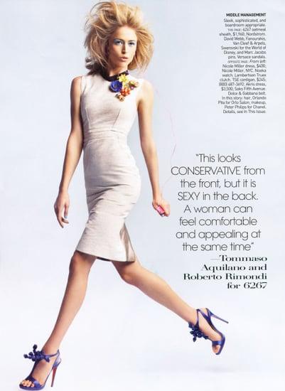 Caroline Trentini and Raquel Zimmerman for Vogue-january 08