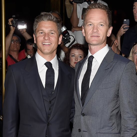 Neil Patrick Harris at New York Fashion Week 2016 | Pictures