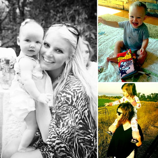 Celebrity Moms' Instagram Pictures | Week of Sept. 16, 2012