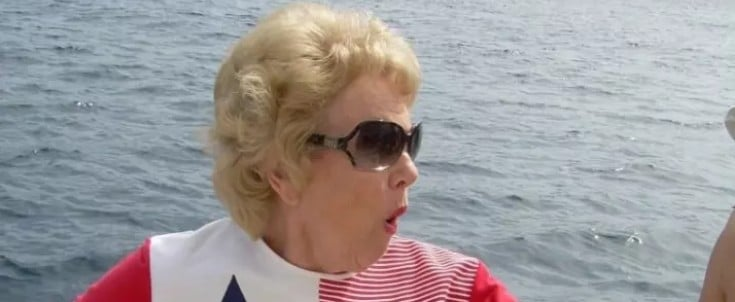 Grandma Wears Panama Flag Shirt on Fourth of July by Mistake