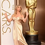 Goldie Hawn at the 2014 Oscars.