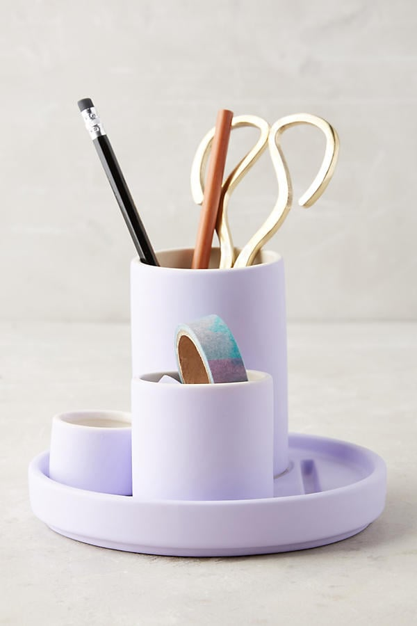 Anthropologie Finch Desk Organizer