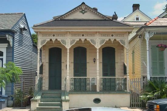 Architecture Styles: The Shotgun House