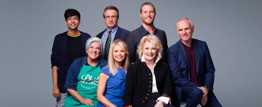 Murphy Brown Reboot Cast