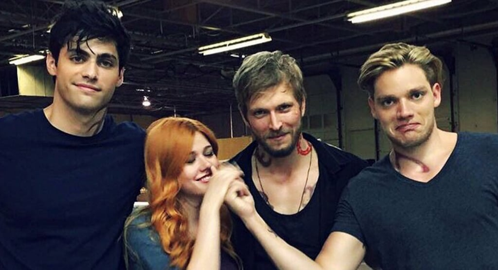 Shadowhunters Instagram Pictures