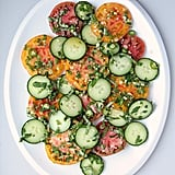Southeast Asian Tomato-Cucumber Salad