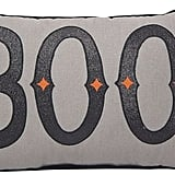 Celebrate Halloween Together ''Boo, Eek'' Small Oblong Throw Pillow