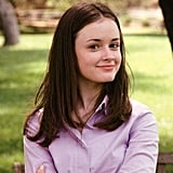 Where you recognize her from: Bledel is best known as Rory Gilmore on Gilmore Girls.