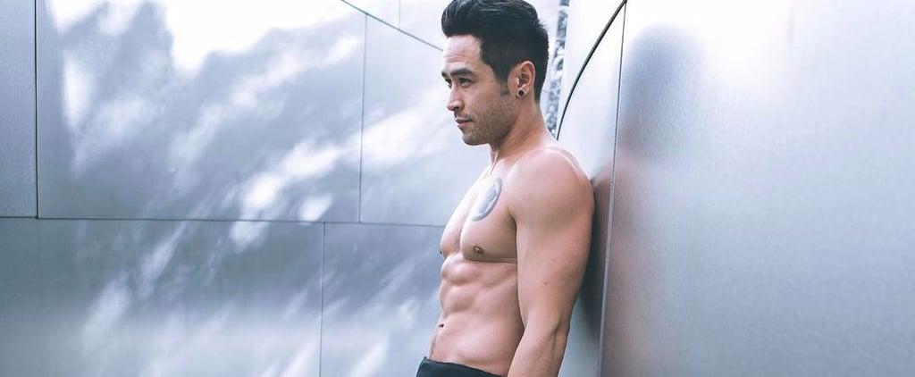 Dice Iida-Klein Is the Shirtless Yogi Who Might Give You Heart Palpitations