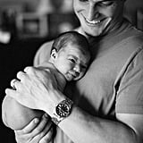 Photos of Men and Babies