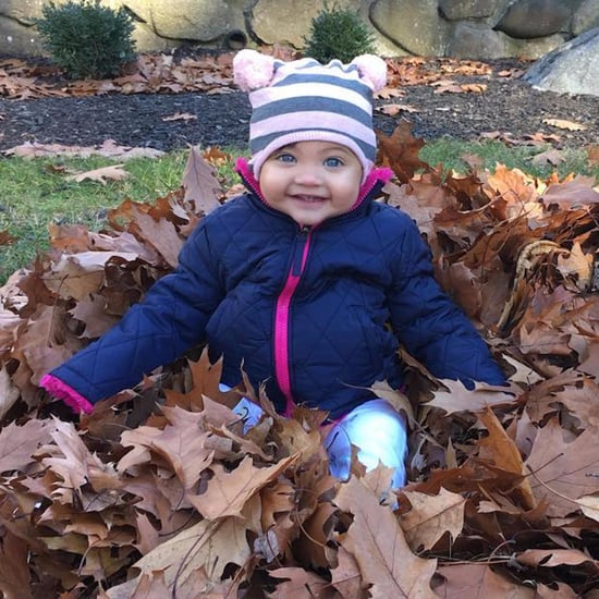 Lauren Hashian's Instagram Photo of Baby Jasmine Dec. 2016
