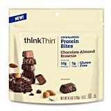 Think Thin Chocolate Almond Brownie Protein Bites